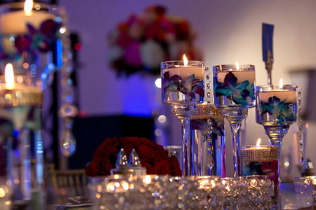 Nature of the work of event planners